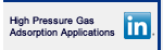 linkedin: High Pressure Gas Adsorption Applications