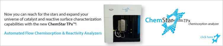 New ChemStar TPx Analyzer